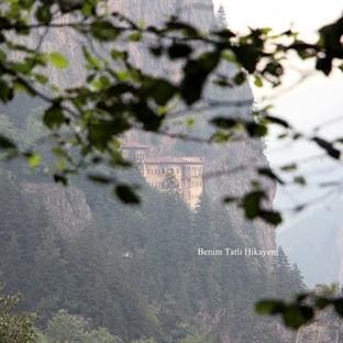 Karadeniz Maceramız: Sümela Manastırı