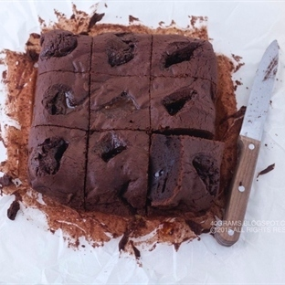 KARAMELLI BROWNIE