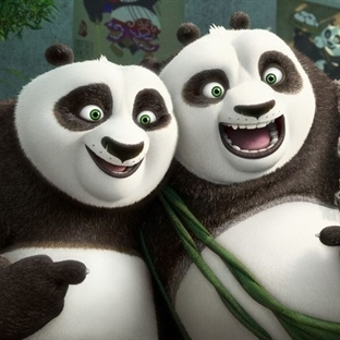 Kung Fu Panda 3'ten Star Wars'a göndermeli video