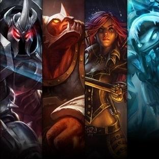 League of Legends Şampiyon ve Kostüm İndirimleri (
