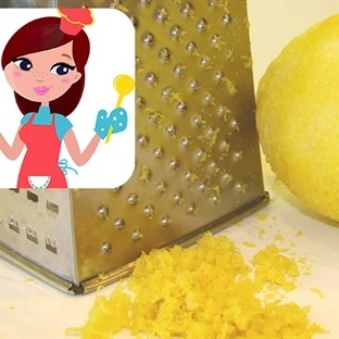 Limon Kabuğu Rendeledikten Sonra Nasıl Temizlenir?