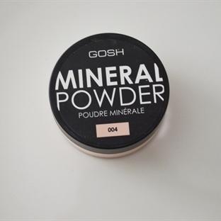 Mineral Pudra Önerisi | Gosh Mineral Powder