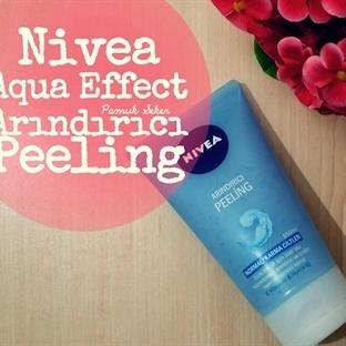 Nivea Aqua Effect Arındırıcı Peeling