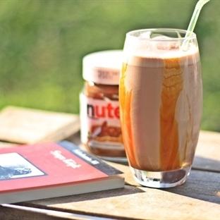 Nutella'lı Milkshake'i Denediz Mi?
