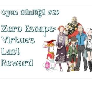 Oyun Günlüğü #20: Virtue's Last Reward