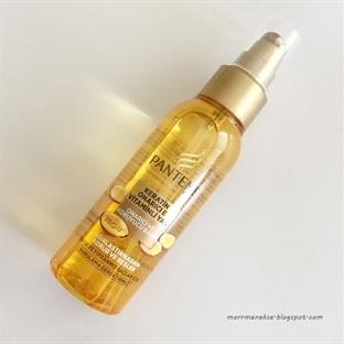 Pantene E Vitaminli Keratin Onarıcı Saç Bakım Yağı