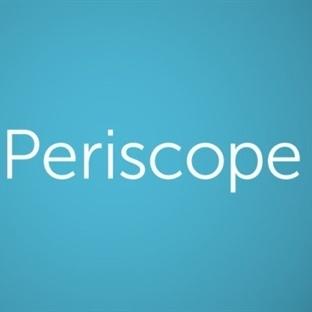 Periscope için Önemli Açıklamalar!