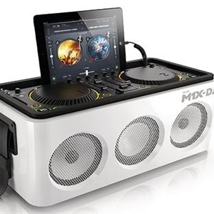 Philips M1X-DJ ile Heryerde DJ Olun