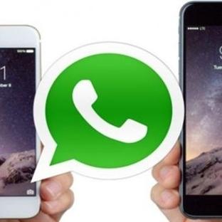 İphone'lar için Whatsapp Web