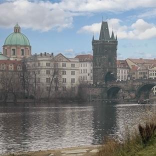 Prag, Ortaçağ'da Bir Şehir