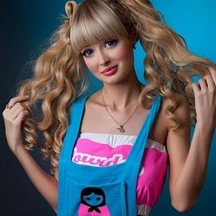 Rus Barbie; Angelica Kenova