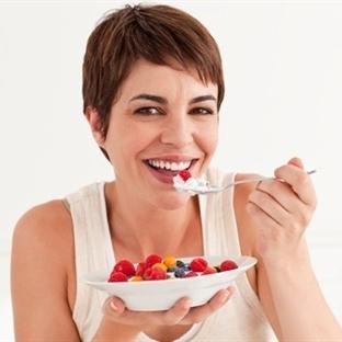 Sağlıklı besinler de kilo aldırabilir