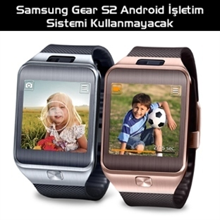 Samsung Gear S2 Android Kullanmaya