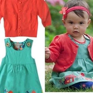 Sonbahar Gelirken Bebek Kıyafeti Seçimi