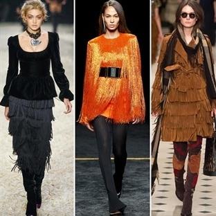 Sonbaharın top moda trendleri