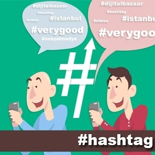 Sosyal Medyada Hashtag'ın Gücü