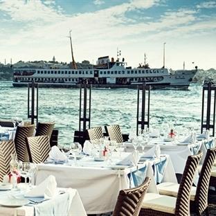 İstanbul'da denizden ulaşabileceğiniz 10 restoran