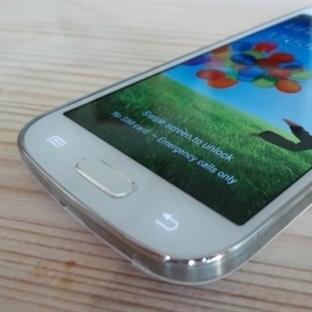 İşte Samsung Galaxy S4 Mini Plus