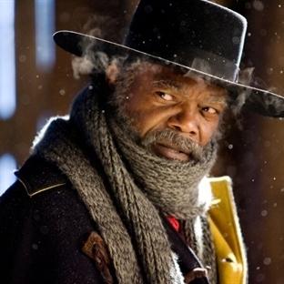 Tarantino'nun son filmi The Hateful Eight fragmanı