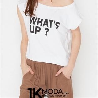 Tarz Bayan T-Shirt Modelleri 2015