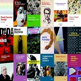 Tekne Yayınları'ndan Sanat Kitapları