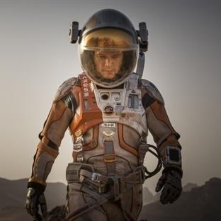 The Martian'ın Fragmanları Art Arda Yayınlanıyor
