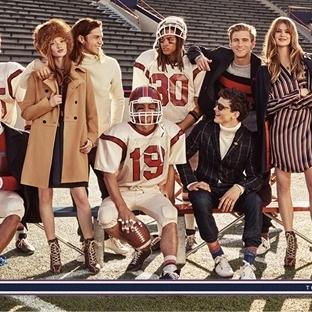 Tommy Hilfiger 2015 Sonbahar reklam kampanyası