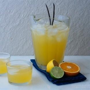 Vanilyalı Limonata