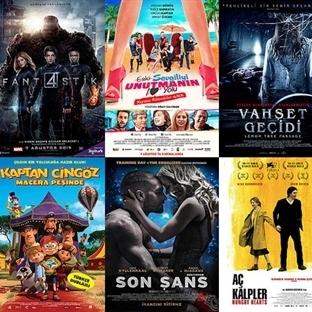 Vizyona Giren Filmler : 7 Ağustos