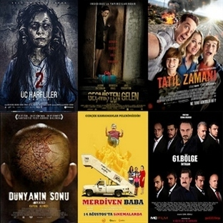 Vizyona Giren Filmler : 14 Ağustos