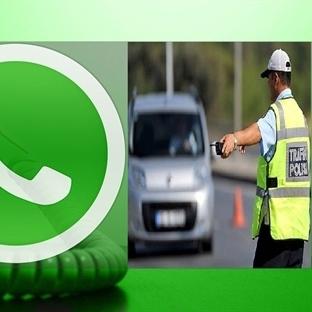 Whatsapp Trafik İhbar Hattı…