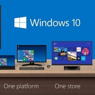Windows 10 Aktifleştirme