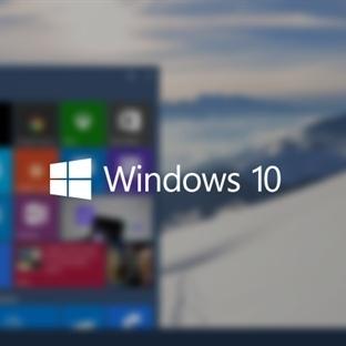 Windows 10 Sık Sorulan Sorular