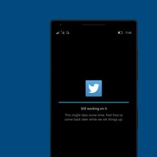 Windows phone'da çalışan android uygulamaları