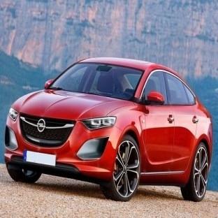 Yeni yüzüyle Opel Insignia