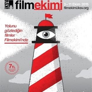 14. Filmekimi 3-11 Ekim'de İstanbul'da!