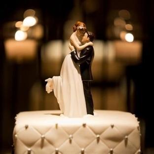 17 Yaratıcı Düğün Pastası Süsü