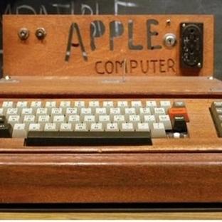 200 bin dolarlık Apple'ı çöpe attı !