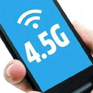 4.5G Uyumlu Cep Telefonları Listesi