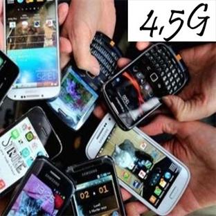 4,5G Uyumlu Telefonlar Ve Sormak İstedikleriniz !