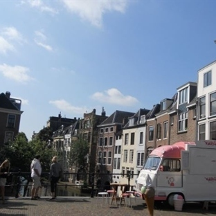 Amsterdam'ın Daha Az Turistik Kardeşi Utrecth