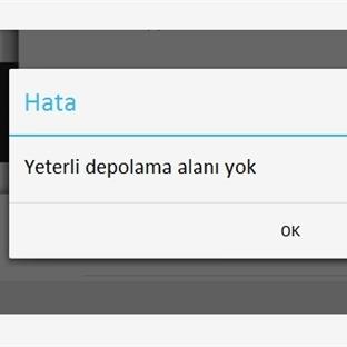 Android Cihazlarda Depolama Alanı Arttırma