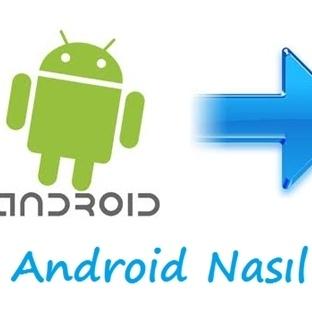 Android Nasıl iOS/iPhone Yapılır?