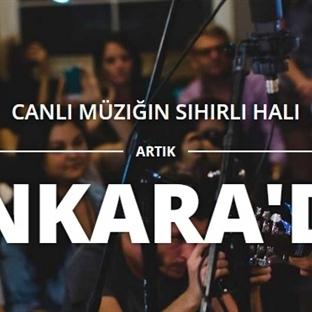 Ankara'da Yapılan Sofar Performansları