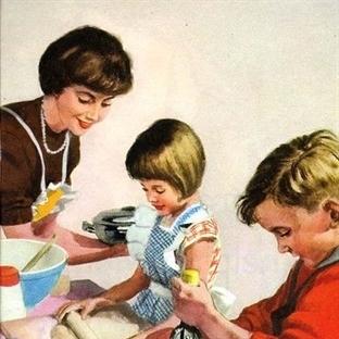 Annelerimizin Yemek Yaparken Bize Nasihatları