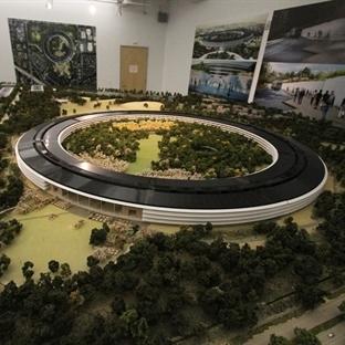 Apple'ın Devam Eden Kampüs 2