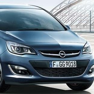 Opel Astra'nın Yıllık Sabit Gideri