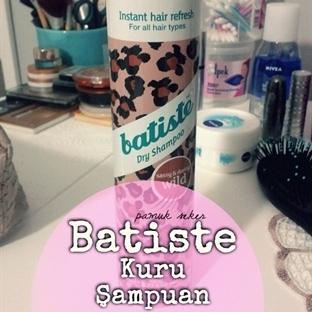 Batiste Kuru Şampuan / Dry Shampoo