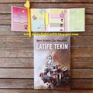 Berci Kristin Çöp Masalları - Latife Tekin / Kısa