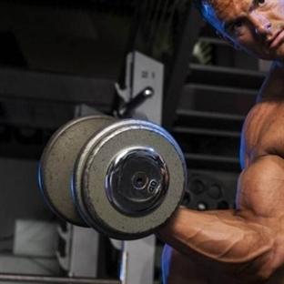 Biceps Kasları İçin Alternatif Dumbbell Tutuşları